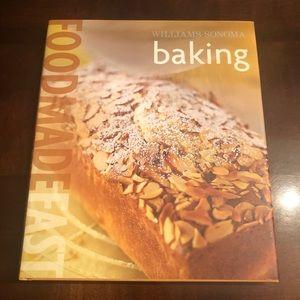 Williams Sonoma Baking Cookbook